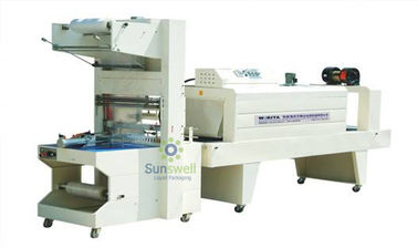 चीन High Efficient Shrink Packaging Equipment , PE Film Automatic Wrapping Machine फैक्टरी