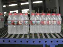 चीन Pallet Automatic Shrink Packaging Equipment 1rpm - 12rpm For Soft Drink / Liquor फैक्टरी