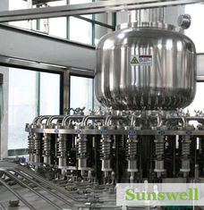 Muitl-Function Tea Filling Machine , Automatic Filling Capping Machine