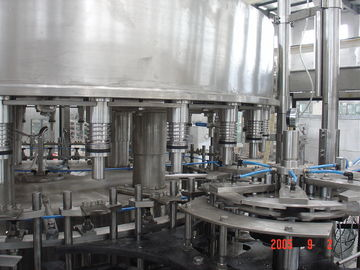 चीन Automated Rotary Bottling of Edible Oil, syrup Piston Filling Capping Machine Equipment फैक्टरी