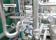 Common Temperature Carbonated Beverage Filler  30000BPH Saving Electricity Power