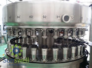 Powerful  Automatic Aluminum Can Filling Machine For Beverage Juice / Beer Soda आपूर्तिकर्ता