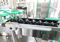 High Speed Bottle Label Machine Private Label Water Juice Beverage Bottled Labeller