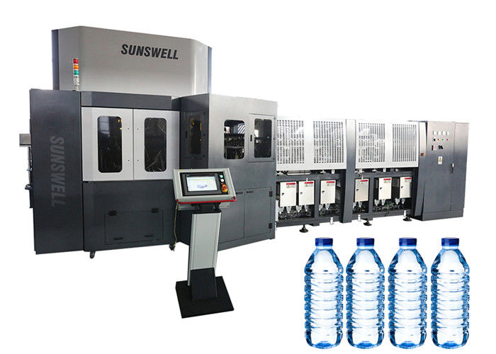 PET Bottle Water Blowing Filling Capping Combiblock With 2 Years Guarantee