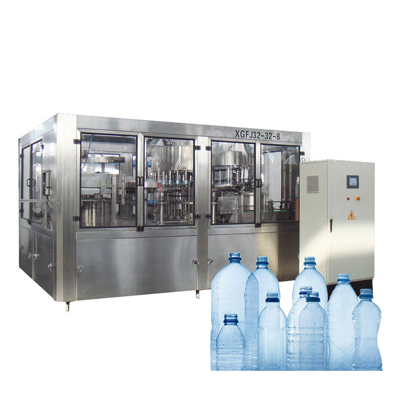Full Automatic Water Bottle Filling Machine Mineral Water Filling Equipment For 19L