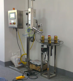 चीन Automatic Linear Liquid Nitrogen Dosing Machine Single-Room Feeding For Liquid फैक्टरी